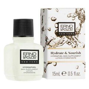 Erno Laszlo Hydraphel Skin Supplement Lotion Hydrate & Nourish .5oz/15ml Sample