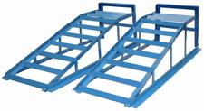 1 Paar Auffahrrampen für PKW SUV bis 265er 2000 kg EXTRA BREIT 265 mm Autorampe