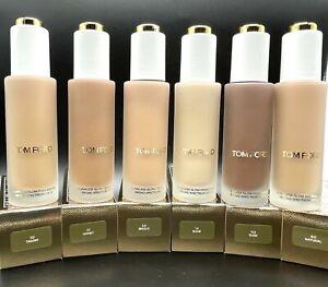 Tom Ford Soleil Flawless Glow Foundation 1 Fl Oz /30 mL SPF 30 ~PICK A SHADE NIB
