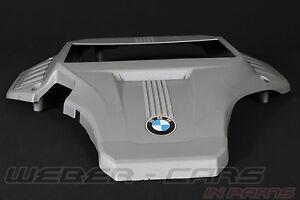 BMW X6 E72 Hyb. Copertura Del Motore Insonorizzazione Cofano Copertura