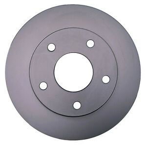 Disc Brake Rotor-Coated Front,Rear ACDelco 18A60AC
