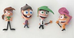 2012 Jazwares Nickelodeon Nicktoons Fairly Oddparents Collectible Mini Figures