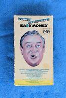 EASY MONEY VHS Tape 1984 Comedy Rodney Dangerfield Vestron
