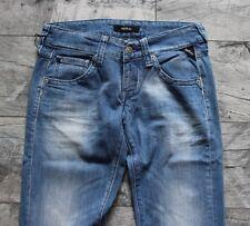 Replay Newswenfani Gr W24 L32 Hose Damen Jeans blau Denim R0042