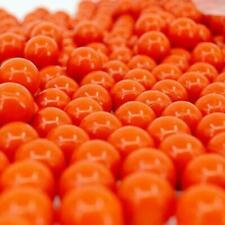 Valken Infinity Paintballs Box - 68cal - 2000 ct - orange