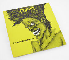 The Cramps Lp Bad music for bad people