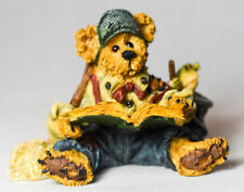 Boyds Bears: Willie As Noah's Son - Tough Job But Somebody's Got - Style 2430