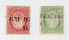 Switzerland Fiscal Revenue stamp 1-06ba11