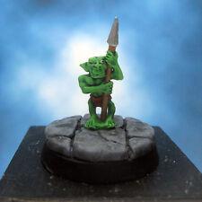 Painted Citadel/Games Workshop Miniature Snotling V