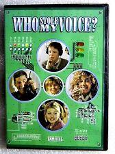 Brand New Gift Ready Who Stole My Voice? DVD George Star Trek Takei Family Films