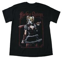Harley Quinn Suicide Squad T-Shirt New Tee Licensed DC Batman