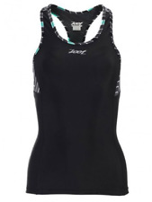 Zoot - Women's Performance Tri Racerback Top - Waves - Extra Small