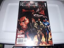 Ultimate Nightmare (2004); 1 - 5 (1, 2, 3, 4, 5); 5 issue set/lot/run; Ellis