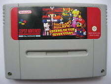 Super Mario RPG for Super Nintendo SNES PAL English