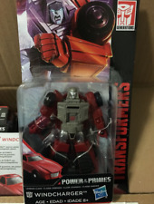 Transformers Hasbro Power of the Primes Legends Class Windcharger in stock MISB!