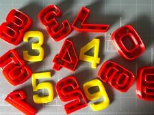 Numbers cookie cutters (Set Of 10)
