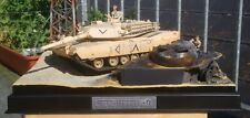 Forces of Valor 80005, US M1A1 Abrams Liberation of Kuwait 1991 + Diorama, 1:32