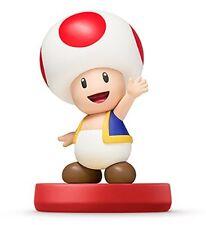 amiibo Toad Super Mario Bros Series Nintendo 3DS Wii U