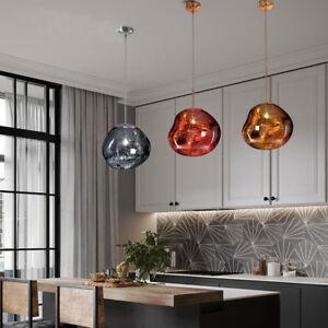 Kitchen  Modern Pendant Light Bar Lamp Glass Pendant Lighting RoomCeiling Lights
