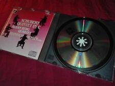 SCHUBERT: String quintet, D.956 > Alban Berg SQ + Schiff / EMI Japan CD no IFPI