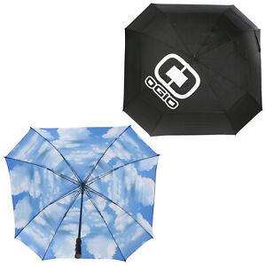 2021 Ogio Doppel Vordach 183cm Golf Regenschirm Automatisch Offen Storm Windfest