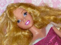 Disney Fashion Barbie Doll PRINCESS AURORA with DRESS SLEEPING BEAUTY DOLL 2005