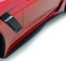 C7 Corvette Stingray/Z06/Grand Sport 2014+ Stage 2 Side Skirts - Unpainted