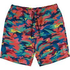 New 2016 Neff Mens Thunder Tropic Hot Tub Shorts Medium Thunder Tropic Multi