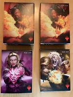 Four MAGIC THE GATHERING (MTG) 2018 WELCOME DECKS NEW IN BOX SEALED-240 Cards