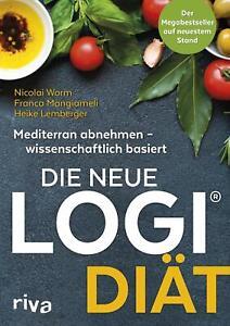 Die neue LOGI-Diät von Nicolai Worm (2020, Taschenbuch)