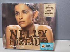 Nelly Furtado 2 CD Album/Single Lot: Whoa, Nelly! *NEW* Asian Edition w/ bonus
