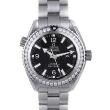 Relojes de pulsera fechos Seamaster de acero inoxidable