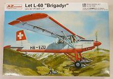 AZ Models 1/72 Let L-60 Bridadyr Utility Aircraft Model Kit