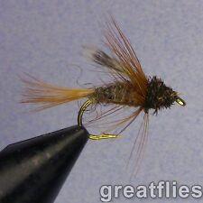 1 dozen (12) - Sheep Fly - Wet Fly