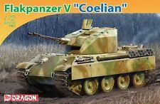 "Dragon 7236 1/72 Plastic WWII German Flakpanzer V  ""Coelian"""