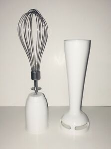 Braun Multiquick MR 430 HC Submersion Blender Blade and Whisk replacement