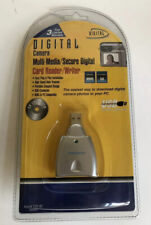 BNIP DIGITAL CAMERA CARD READER/WRITER Dakar Int Inc Multi Media /Secure Digital