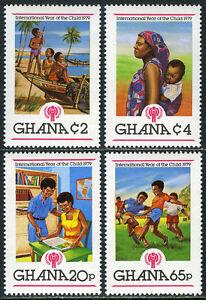 Ghana 626-629, 630 S/S, MNH Tableaux Par Rubens,Titian,Gainsborough,1977