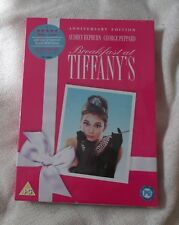 DVD - Breakfast at Tiffany's - Anniversary Edition - New - R2 - UK
