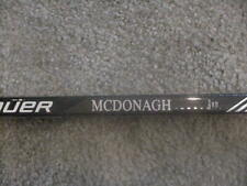 Ryan McDonagh Game Used Ny Rangers Hockey Stick Steiner Loa