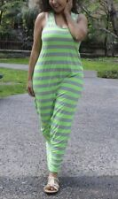 Plus Size Striped Casual Maxi Dresses for Women