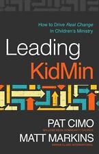 LEADING KIDMIN - CIMO, PAT/ MARKINS, MATT/ STETZER, ED (FRW) - NEW PAPERBACK BOO