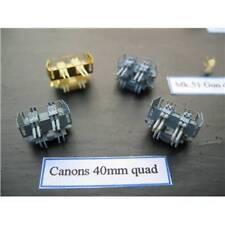 Canon Bofors 40mm quad 1/400