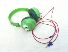 Kids Griffin KaZoo MyPhones Frog Headphones - Green