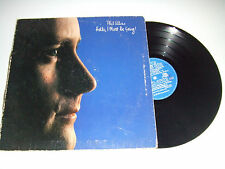 Phil Collins-Hello, I Must Be Going! -Disco 33 Giri LP Album Vinile ITALIA 1982