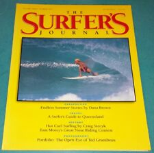 Surfers journal surfing guide photography surf wave magazine 1994 volume 3 #2