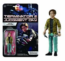 "2015 FUNKO REACTION TERMINATOR 2 JUDGMENT DAY JOHN CONNOR 4"" FIGURE MOC"