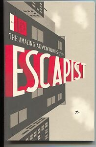 Amazing Adventures of the Escapist 1 TPB GN Softcover Dark Horse 2004 NM