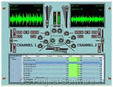 PM PRO DJ software per PC MIX MP3 sul computer Mac Win FULL COMPLETO PROGRAMMA