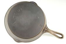 Vintage National (Wagner Ware) No 8 Cast iron skillet in Restored Condition